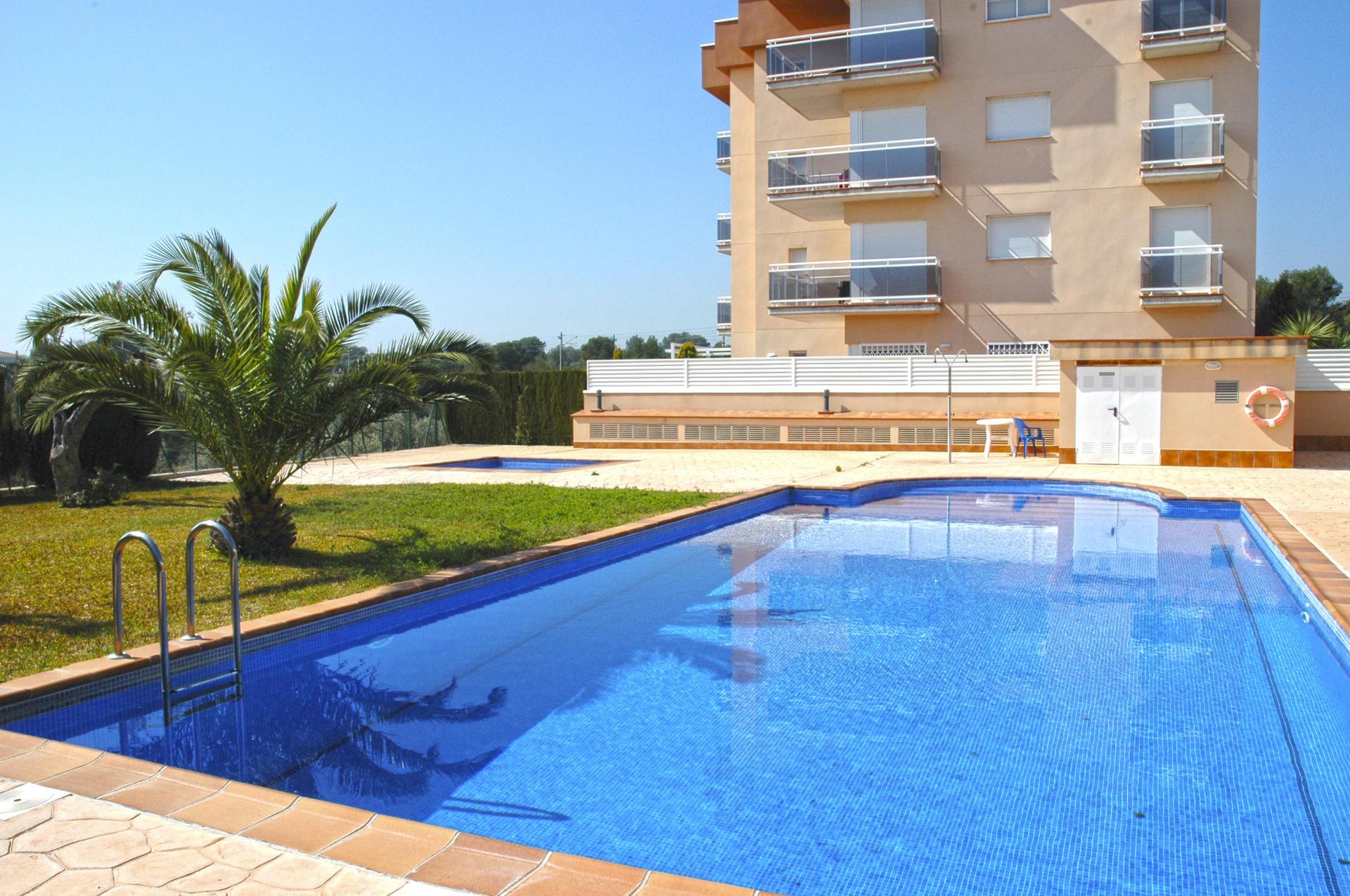 Apartamento -                                       El Perelló -                                       2 dormitorios -                                       6 ocupantes